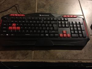 IBUYPOWER gaming keyboard for Sale in Harrisburg, IL