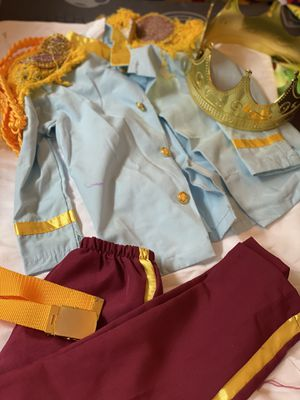 Disney Prince Charming Costume for Sale in Braintree, MA