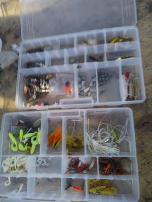 3 tackle boxes for Sale in Lakeland, FL