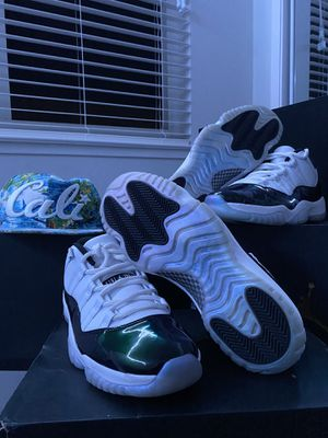 Jordan 11 Emeralds - Sizes 10 and 11.5 for Sale in Sunnyvale, CA