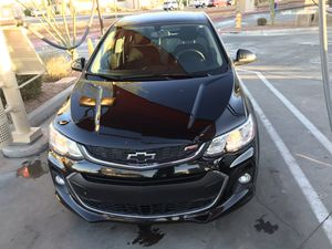 2018 Chevy sonic for Sale in Maricopa, AZ