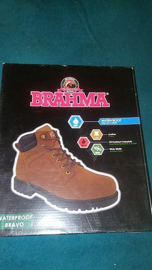 Brahma work boots 7/5 8 mens 15$ for Sale in Philadelphia, PA