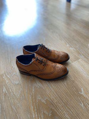 Kids Dress Shoe - Size 12 - Brown for Sale in Washington, DC
