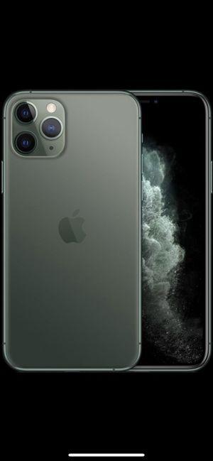 iPhone 11 pro max 256gb Verizon for Sale in Santa Ana, CA