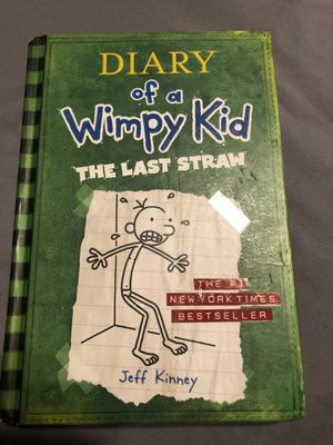 Diary of a Wimpy Kid The Last Straw for Sale in Dallas, TX