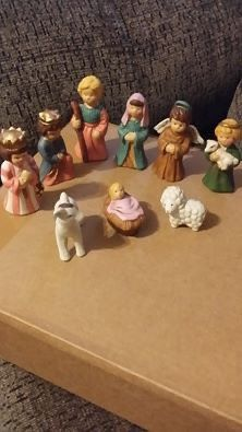 10 pc Christmas for Sale in Wichita, KS