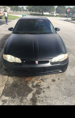 2000 Chevy Monte Carlo SS for Sale in Homestead, FL