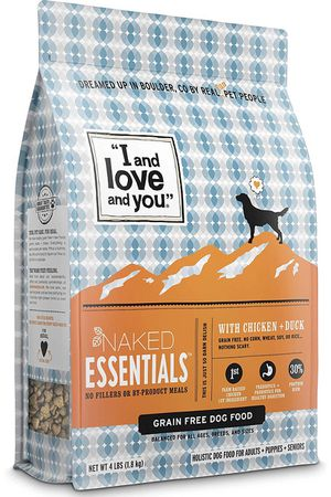 Bundle Of 6 bags I and love and you dogs dry food for Sale in Charlotte, NC