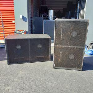 Eastern Acoustic Works SB528zR Subwoofers for Sale in Arlington, VA
