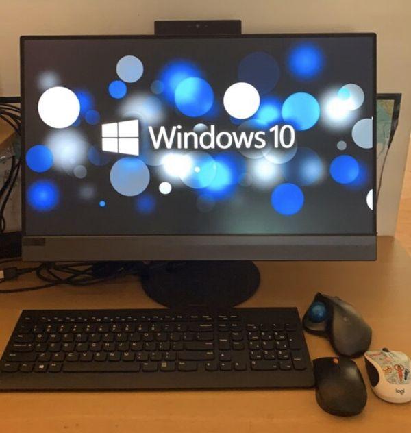 Computer (windows)- TOUCHSCREEN with 8gb ram, 6 core intel i5 processor, and 1tb storage