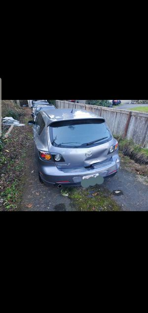 Mazda 3 3.2 parts out for Sale in Kirkland, WA