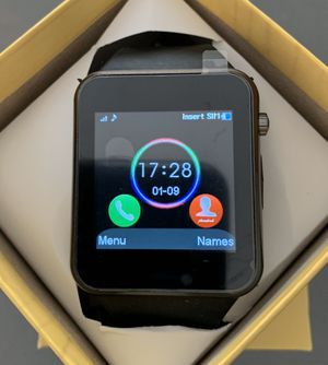 GT08 A1 SmartWatch BLACK for Sale in Norco, CA