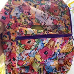 Shopkins Backpack for Sale in Tolleson, AZ