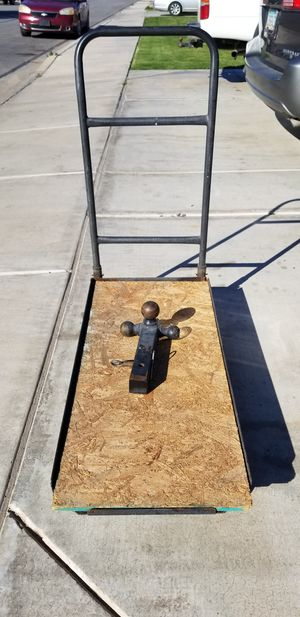 Hitch and wheelcart for Sale in Yuma, AZ