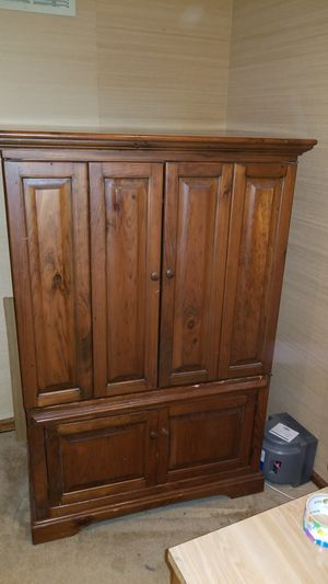 Armior/ TV cabinet for Sale in LAKE TAPWINGO, MO
