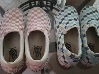 Van Slide Ons Only Blue Available for Sale in Moncks Corner,  SC