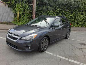 2012 SUBARU IMPREZA SPORT HATCHBACK AWD 090.K MILES for Sale in San Leandro, CA