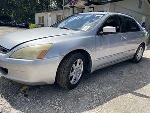 2004 Honda Accord ex for Sale in Tampa, FL