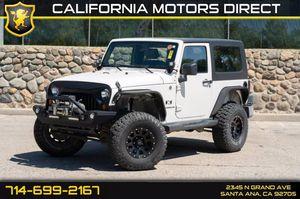 2007 Jeep Wrangler for Sale in Santa Ana, CA