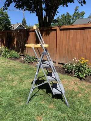 Three step ladder for Sale in Vancouver, WA