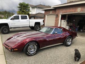 73 Chevy corvette for Sale in Bothell, WA