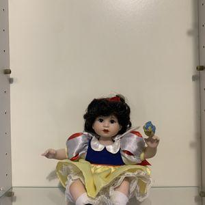 Marie Osmond Doll Snow White Baby Disney for Sale in SeaTac, WA