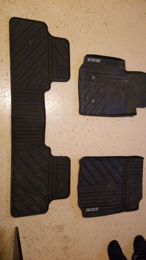 Brand new weathertech floor mats for Sale in PUEBLO DEP AC, CO