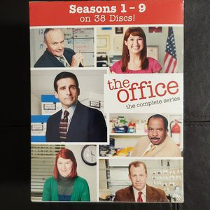 The Office Complete Series Seasons 1-9 (DVD, 38-Disc Box Set) - New In hand for Sale in Springfield, VA