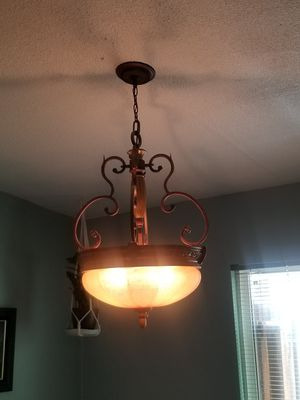 Chandelier for sale $20 for Sale in Barstow, CA
