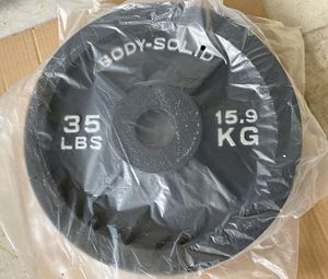 35lb weight plates for Sale in Tamarac, FL