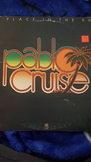 Used, Pablo Cruise A Place for sale  the Sun 1977 for Sale
