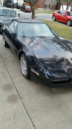1990 Chevy Corvette. Call Rudy for details {contact info removed} for Sale in San Antonio, TX