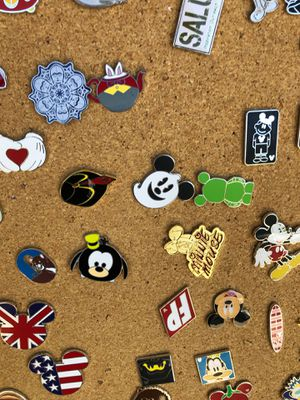 Disney collectible pins 10 for $20 for Sale in Chula Vista, CA