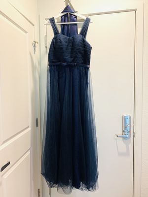 Navy Blue Dress Gown for Sale in San Mateo, CA