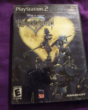 Kingdom Hearts Playstation 2 PS2 Game for Sale in Spartanburg, SC
