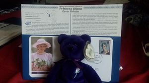 Princess diana beanie babies for Sale in Sylmar, CA