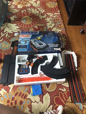 Slot race cars 1986 for Sale in Newport News, VA