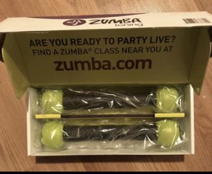 Zumba Fitness toning sticks for Sale in Fort Washington, MD