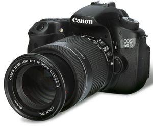 Canon EOS 60D for Sale in Paris, TX