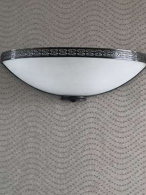 Light fixture (2) for Sale in Queens, NY