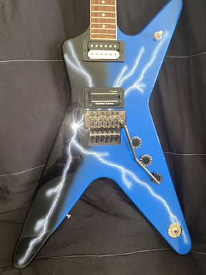 Dean Dimebag Dean From Hell CFH electric guitar for Sale in Arvada, CO