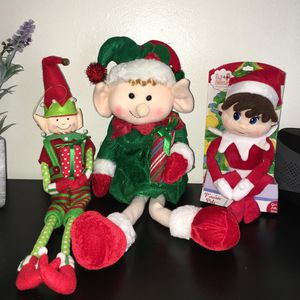 $25 for all brand new elves for Sale in El Monte, CA