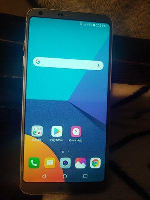 LG G6 t Mobile y metro pcs 32 gb es vuenas condiciones ningún problema for Sale in Los Angeles, CA