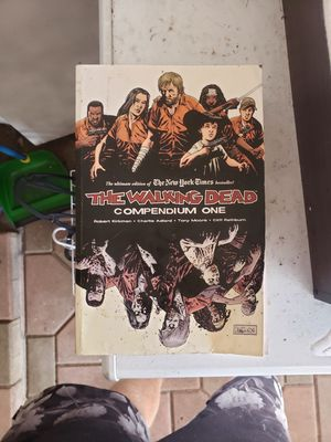 The Walking Dead Compendium 1 Comic Book for Sale in West Palm Beach, FL