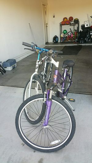Girls bike and mans for Sale in Phoenix, AZ