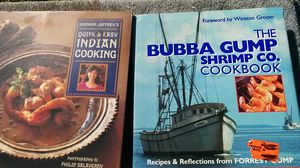 Cook books Bubba Shrimp plus More for Sale in El Monte, CA