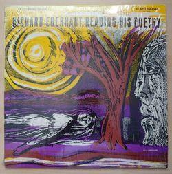 "Vintage 12"" Vinyl LP Richard Eberhart Reading His Poetry Spoken Word Beat Record Album Poems Mid Century 1960's CAEDMON for Sale in Scottsdale,  AZ"