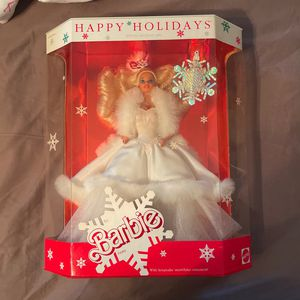 Happy Holidays Barbie 1989 for Sale in Cleveland, OH