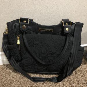 Black Petunia Pickle Bottom Diaper Bag for Sale in Everett, WA