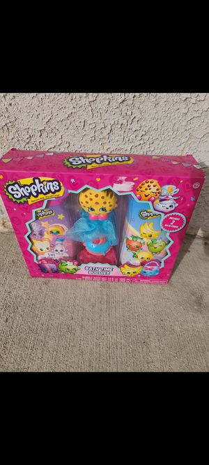 Shopkins Bath time buddies for Sale in Rancho Cucamonga, CA